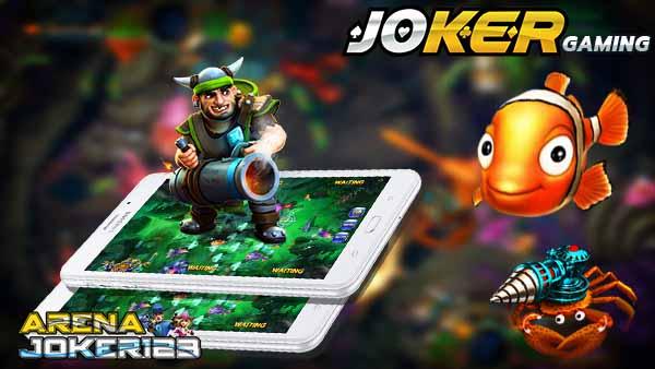 Tembak Ikan Online Joker123 Deposit Bank Lokal