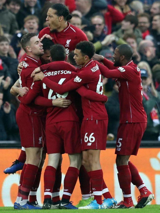 Liverpool membuka harapan barisan Liverpudlian yang sudah sangat menginginkan trofi dalam ajang Premier League.