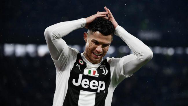 Cristiano Ronaldo bukanlah sosok pencetak gol terbaik di Juventus karena dirinya masih dianggap belum bisa menyaingi catatan gol dari David Trezeguet