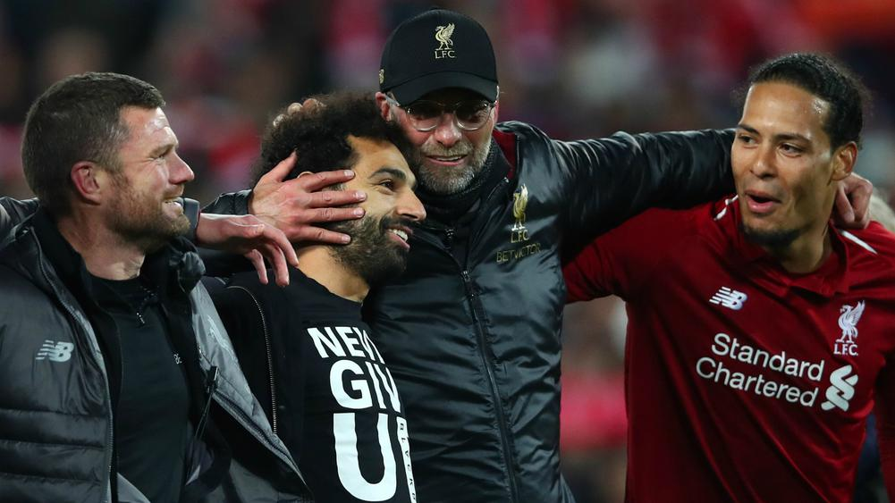 Mohamad Salah Ingin Liverpool Mendapatkan Juara Champions