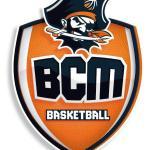 Logo BCM Basketball