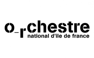 Logo de l'orchestre national d'ile de france