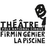 Logo Théâtre Firmin Gémier La Piscine
