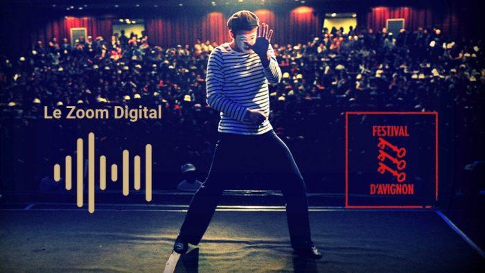 Le digital au service du spectacle vivant   Le Zoom digital – Podcast #6