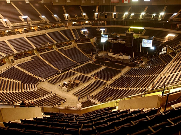 FedExForum  ArenaNetwork