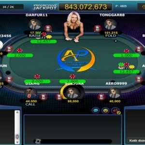 Judi Poker Indonesia