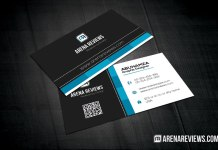 Clean Modern Multipurpose Business Card Template