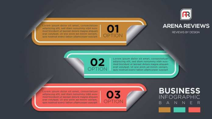 Modern Corporate Business Infographics Banners Vector