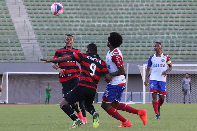 Baiano sub-20  Vitória vacila e perde para o rival – Arena Rubro-Negra 4fa61e65e5d92