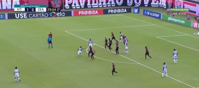 Cadê a segunda bola  Análise dos últimos gols sofridos no Brasileirão 3c9a263b32c04