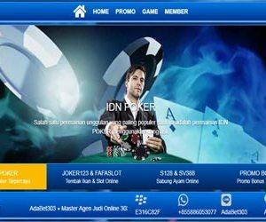Situs Joker Gaming, Fafa Slot dan Sboobet Online Uang Asli » Arenaslot