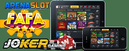 Slot Online Joker123 & FafaSlot Deposit Bank Bni
