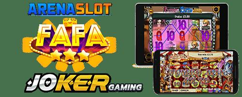 Slot Uang Asli Joker123 & FafaSlot Deposit Bank Bni