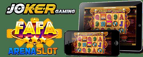 Cara Daftar Judi Slot Online Joker123 & FafaSlot