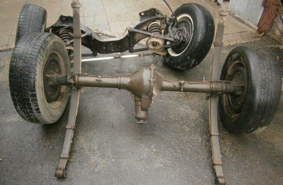 GAZ-21 көпірі