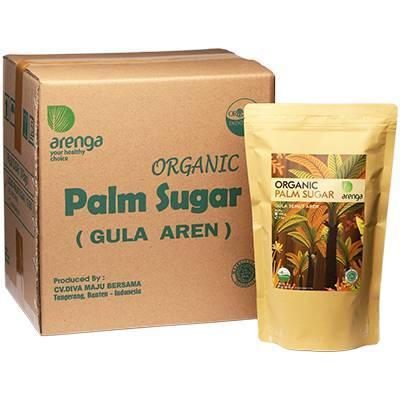 Jual gula aren semut organik grosir dan reseller