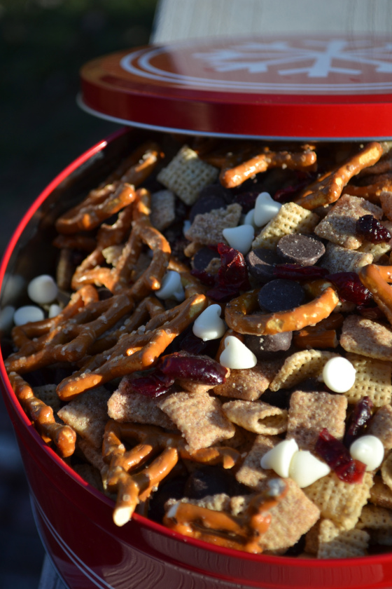 1. Holiday Trail Mix
