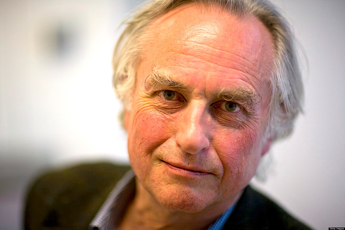 Why I Admire Richard Dawkins