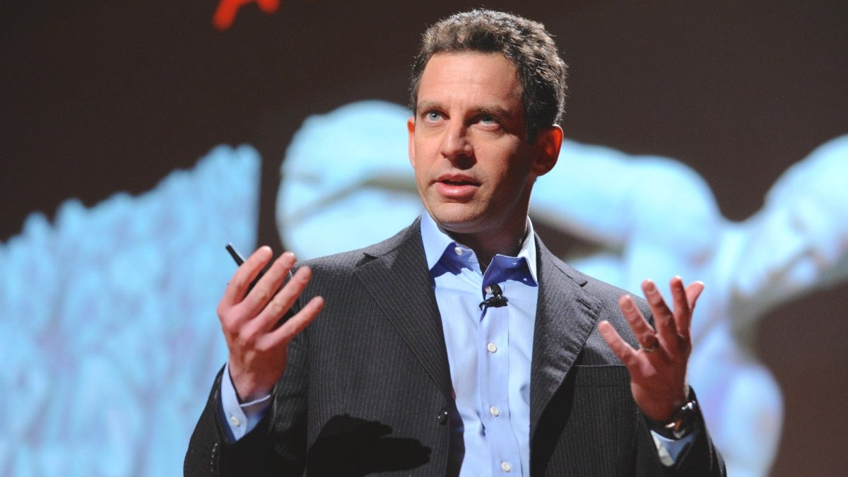 The Sam Harris Outrage Industry