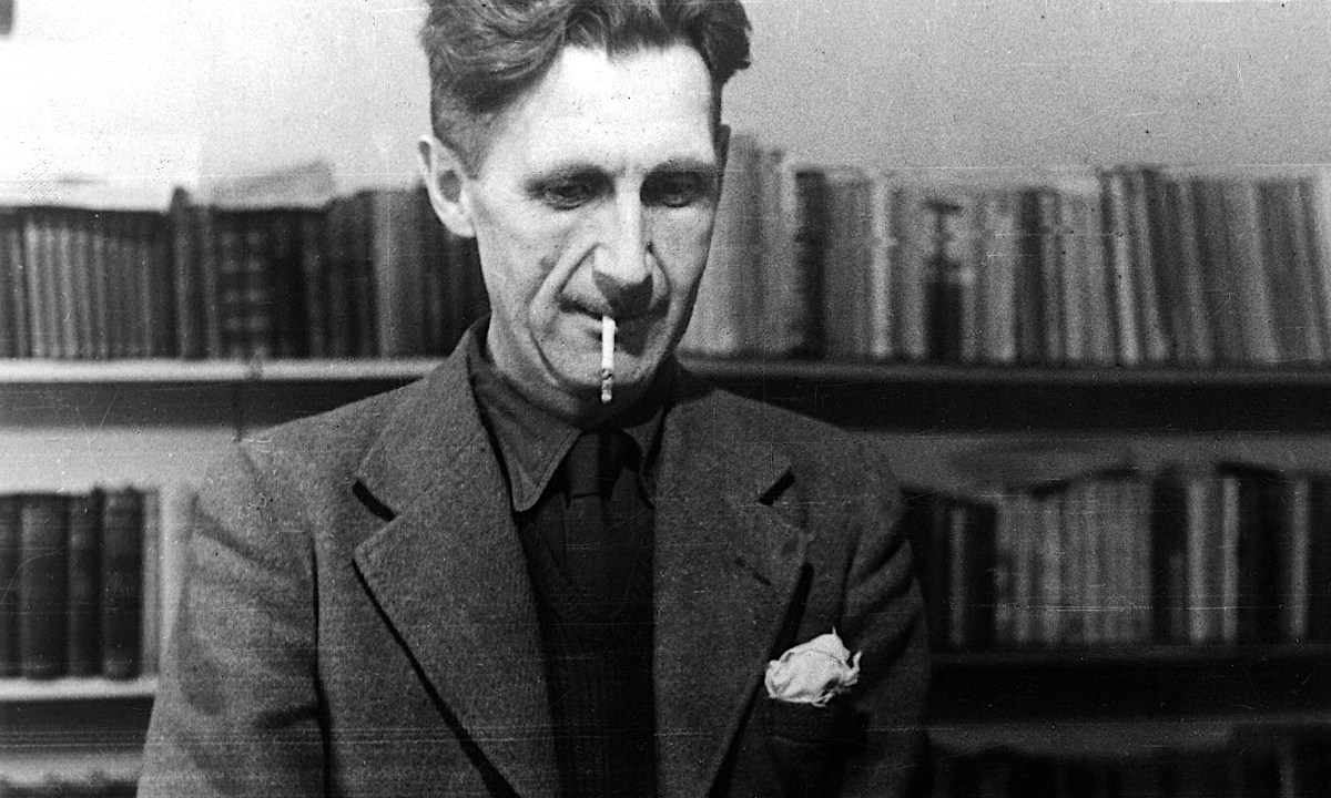 George Orwell Would Dislike You, Me, and Our Opinions