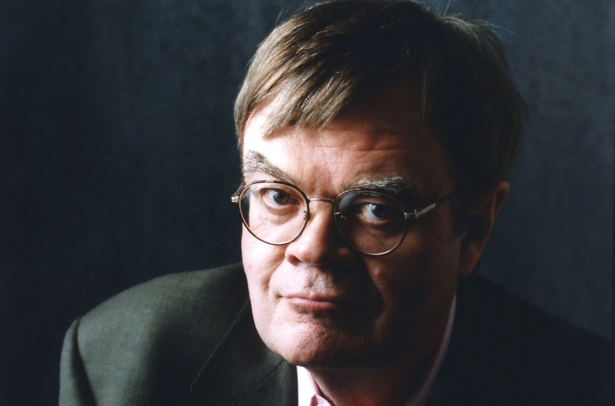 Garrison Keillor & The Dark Side Of #MeToo
