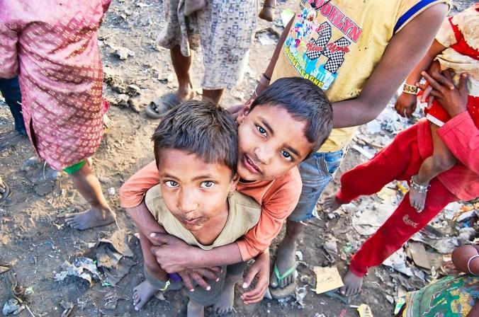 pobreza india