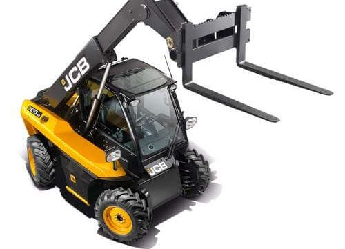 JCB Launches New 515-40 Compact Telescopic Handler Service