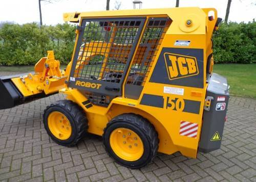 JCB ROBOT 150,165 Skid Steer Loader Service Repair Manual