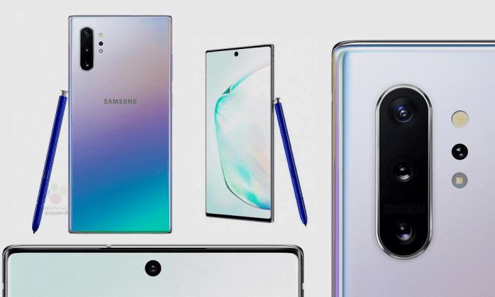 Samsung note 10 One UI 3.1