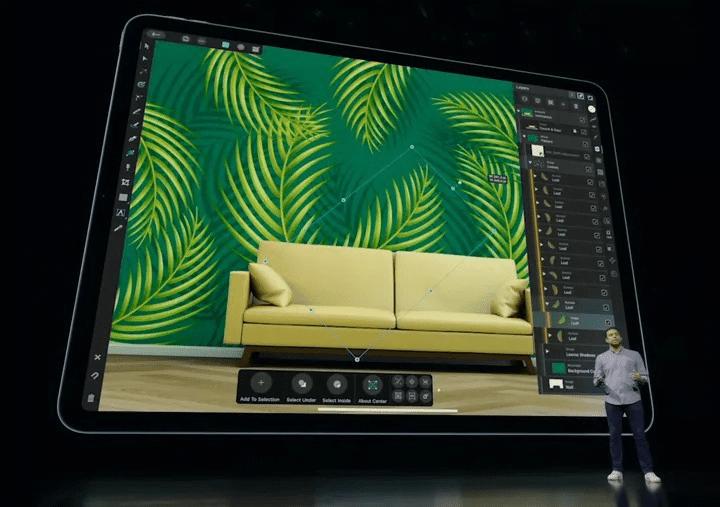 iPad pro con chip M1