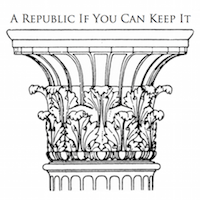 A Republic If You Can Keep It logo