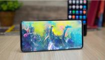 Galaxy S10'un ekrana gömülü kamerası nasıl olacak?