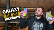 Hediyeli Samsung Galaxy M20 incelemesi!