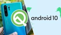 Android Q gitti, Android 10 geldi!