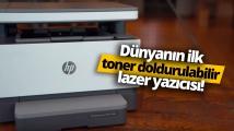 HP Neverstop 1200W inceleme