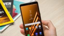 Üç arka kameralı Galaxy A7 (2018) ortaya çıktı!