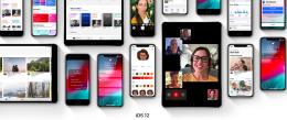iOS 12 rehberinde ilginç sorun!