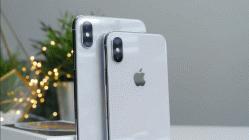 iPhone X, iPhone XS ve XS Max'i geçti