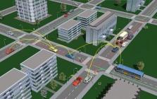 Akıllı arabalar ile trafik ışıkları tarihe karışacak!