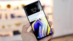 Samsung Galaxy Note 9 güncelleme aldı!