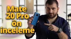 Huawei Mate 20 Pro inceleme
