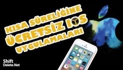 Kısa Süreliğine Ücretsiz iOS Uygulamaları!