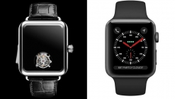 Apple Watch'a rakip: 350 bin dolarlık mekanik saat!