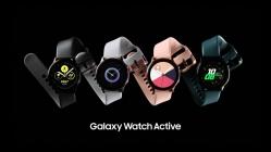 Galaxy Watch Active tanıtıldı! İşte detaylar!