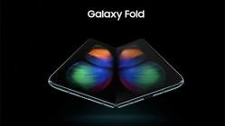 Katlanabilir telefon Galaxy Fold görüntüleri sızdı!