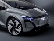 Audi sürücüsüz araç konseptini tanıttı!