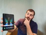 Samsung Galaxy Fold neler yapabiliyor?