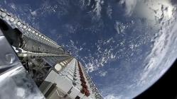 Starlink uyduları gökyüzünde görüntülendi