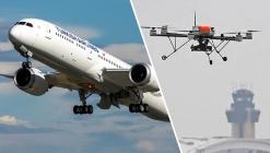 İstanbul'da drone yolcu uçağının üzerinden geçti!