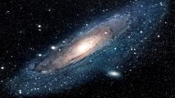 Gök bilimciler, bir galaksinin yutulduğuna inanıyor